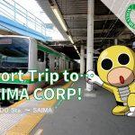 saima japan trip